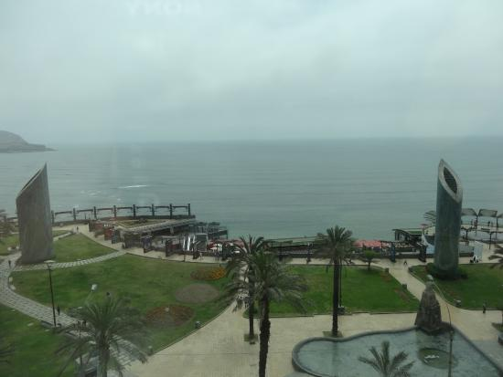 JW Marriott Hotel Lima: Ocean view