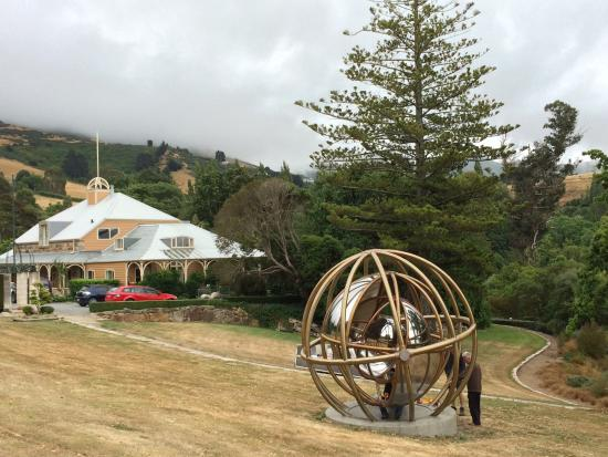 Ohinetahi Garden: New artwork moved by the wind