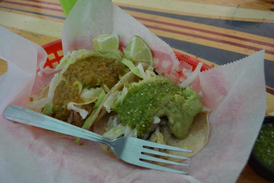 Burrito Surf-Burrito Shop 1895: Awesome Tacos!!!!