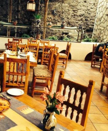 Mision Guanajuato: Restaurante