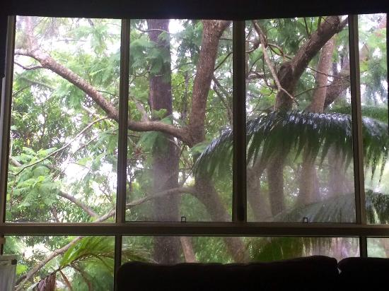 Caboolture Riverlakes Motel: View from the bed