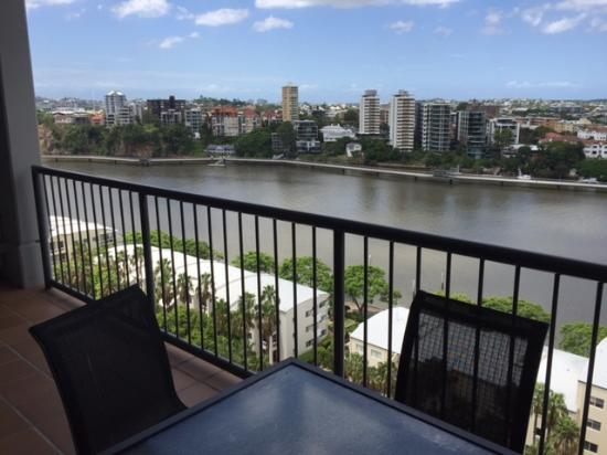 Bridgewater Apartments: Views from the top floor - 3 Bedroom