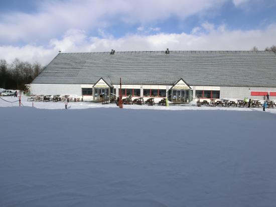 Koumi Reex Ski Valley : レストラン