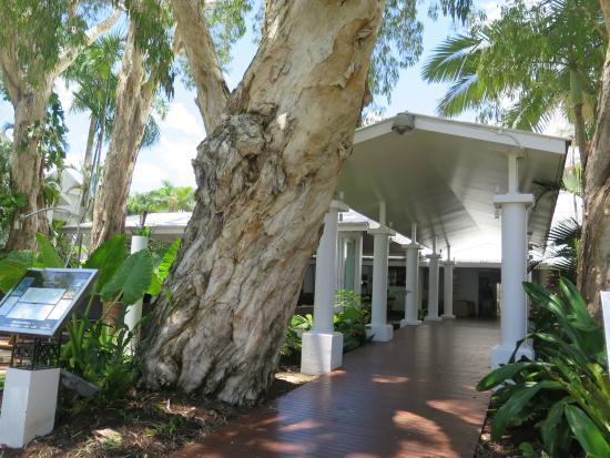 The Reef House Palm Cove - MGallery by Sofitel Collection: Entrance to Reef House