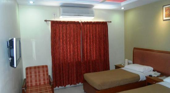 The Chakrie Residency Hotel: i stayed in this room