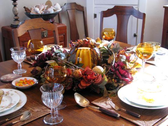 Maggie's Garden Bed & Breakfast : Autum at Maggies