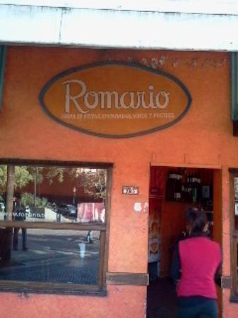 Romarios Pizza : Romario