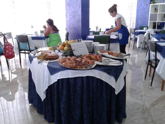 Hotel Murano: Colazione - angolo torte