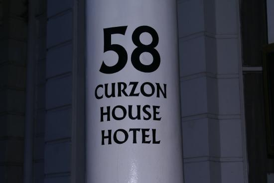 Curzon House Hotel: hotel