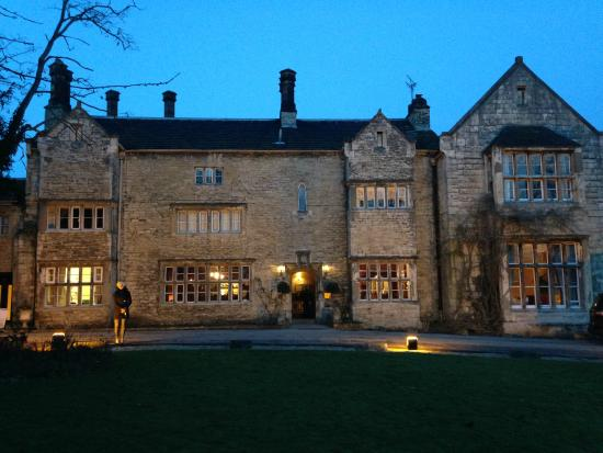Monk Fryston Hall Hotel Restaurant: Monk Fryston Hall