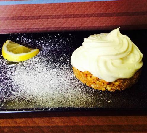 L' Arome Cuisine de Saveur: Cheesecake au citron (suggestion dessert du jour)
