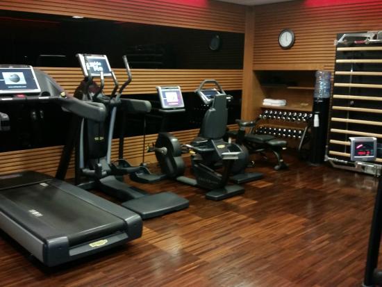 Gym Picture Of Grand Hotel Via Veneto Rome Tripadvisor