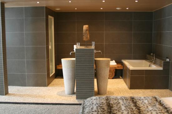 badkamer wellness loft - foto van van der valk hotel arnhem, Badkamer