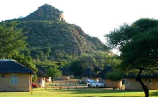 Tshipise a Forever Resort: uitzicht op het terrein