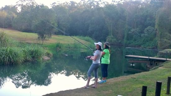 The Fairview Collection, Tzaneen: Fishing on the embankment of the Letaba River