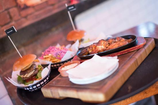 Rag & Bone Burger 'n' Booze