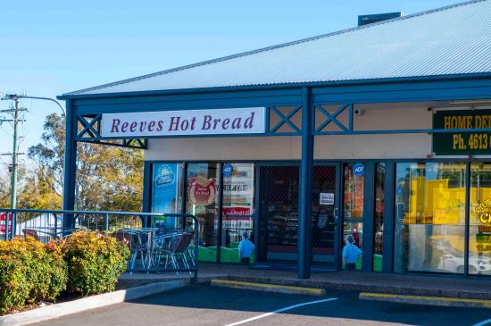 Reeves Hot Bread