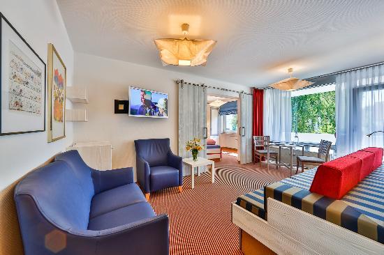 Kneipp- und WellVitalhotel Edelweiss: Apartement A5