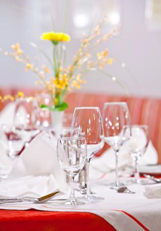 Kneipp- und WellVitalhotel Edelweiss: Rotes Restaurant