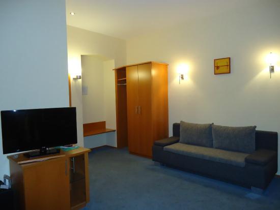 Hotel Lucia: Chambre