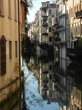Quartiere dell'Antico Ghetto Ebraico di Padova: Dal Ponte delle Torricelle