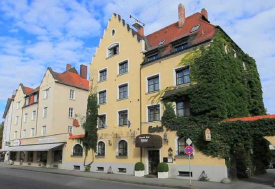 romantik hotel fuerstenhof updated 2017 reviews price comparison landshut germany. Black Bedroom Furniture Sets. Home Design Ideas