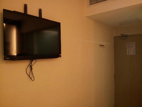 Hotel CIQ: Flat Screen