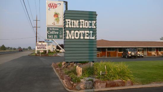 Rim Rock Motel Alturas Ca
