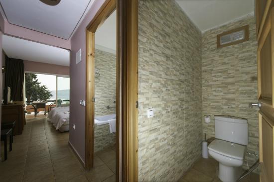 DAR EDDAYA HOTEL : vue d'ensemble des chambres