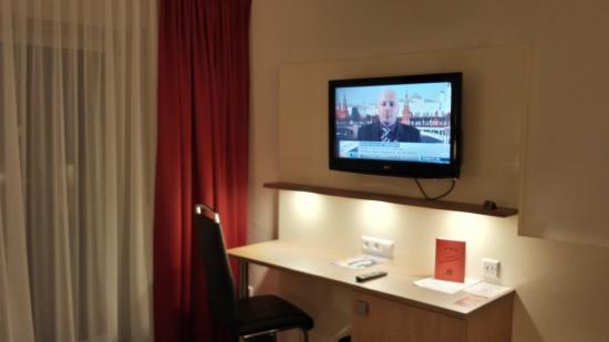 Ambassador Hotel Karlsruhe: Zimmer
