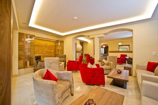 Kaiserhof : neue Lounge
