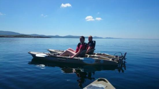 Sneem, Irlandia: Summers Day out on The Water