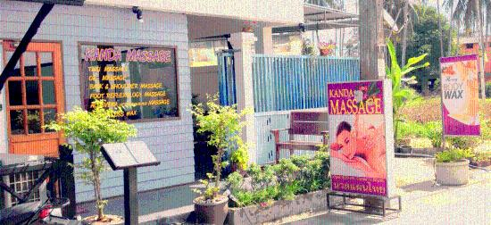 Kanda Massage