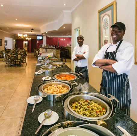 CedarWoods of Sandton : Buffet
