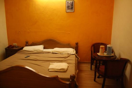 Hotel Spring Valley: Bed room - Deluxe room (Ground Floor)