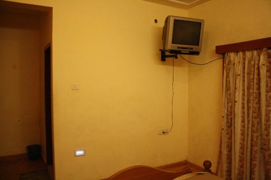 Hotel Spring Valley: Deluxe room with TV(No LCD/LED TV)