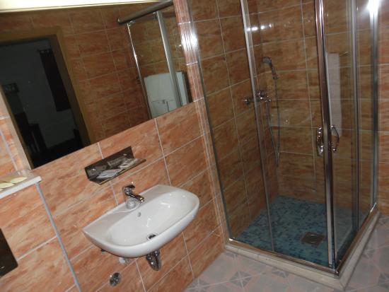 Hotel BM International : Kupatilo