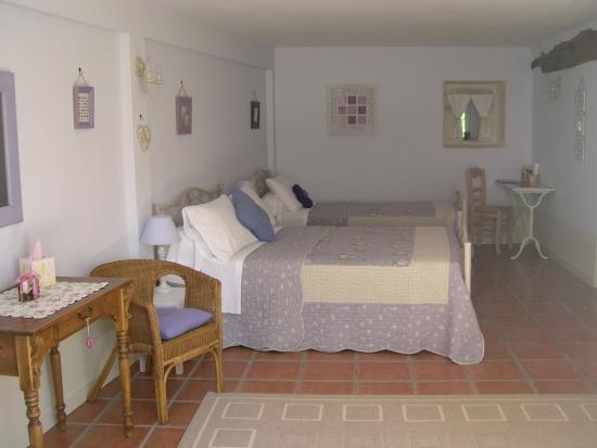 Domaine de la Chapelle: Family bedroom 'Isabelle'