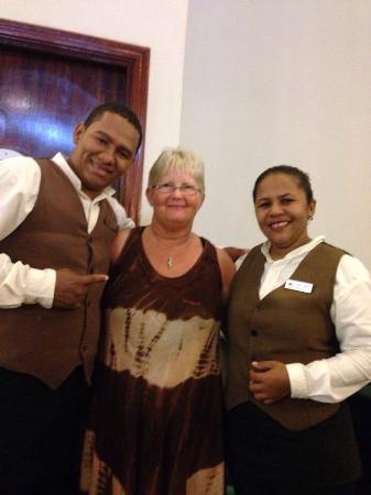 Cofresi Palm Beach & Spa Resort : Mr Lopez And Virginia Castillo