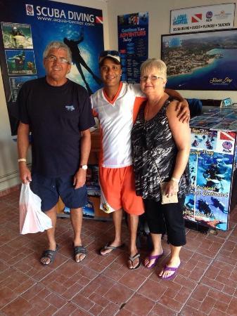 Cofresi Palm Beach & Spa Resort : Speedy the cat