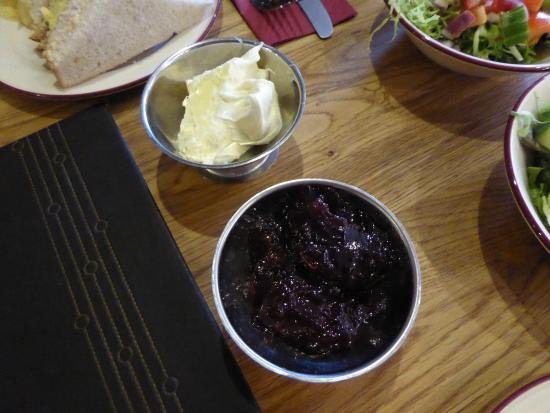 Vernes Restaurant & Tea Rooms: ジャム