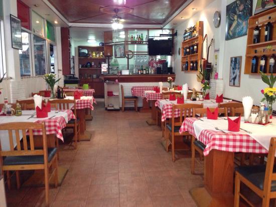 La Bruschetta Italian Ristorante: Our new restaurant in soi 7 Trattoria Da Ricky...