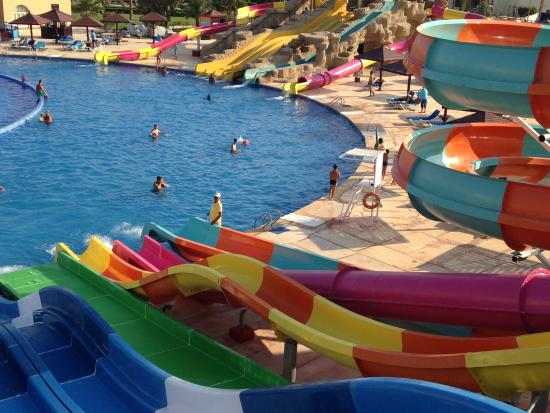 Aqua Park Picture Of Sunrise Select Royal Makadi Resort