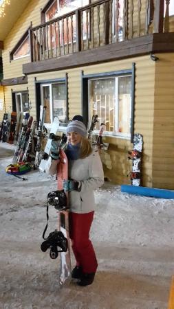 Ski Resort Comet