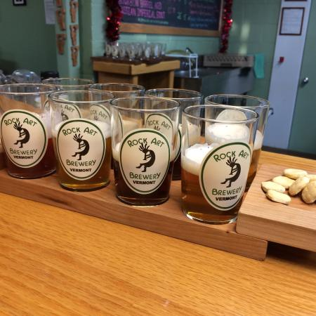 Rock Art Brewery : Great beer, love the tap room, amazing bunch of guys! I love craft beer and this brewery doesn't