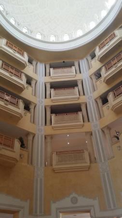 Hotel Mehari Hammamet : Main lobby