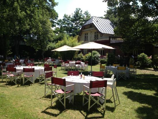 La terrasse du jardin paris restaurant reviews phone - Agence immobiliere terrasse et jardin ...