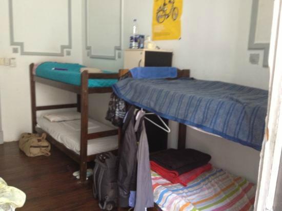 El Sol Hostel Recoleta: Quarto