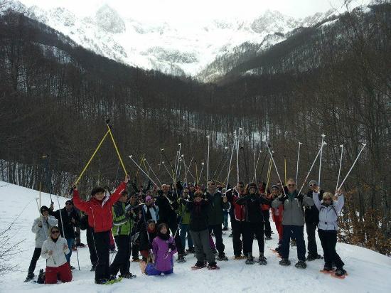 Червара-ди-Рома, Италия: Centro Outdoor Avventura, una festa!