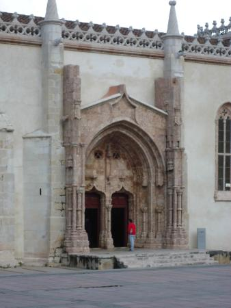 Monastery of Jesus of Setubal